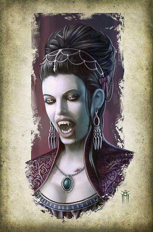 Hexxen 1733 Vampire Countess by KARGAIN on DeviantArt in ...