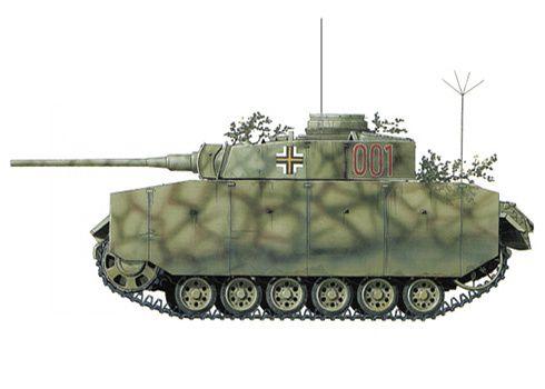Panzerkampfwagen III modelo K, presumiblemente de la 19ª División Panzer, Frente del Este cerca de Proskurov, 1944.