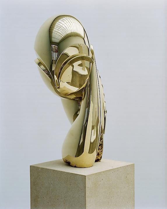 Constantin Brancusi, Mlle Pogany, bronze cast, 1925-2006