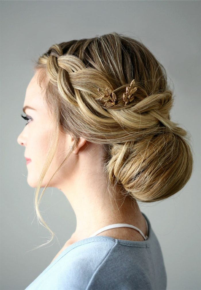 1001  Festive hairstyles for inspiring and re-styling