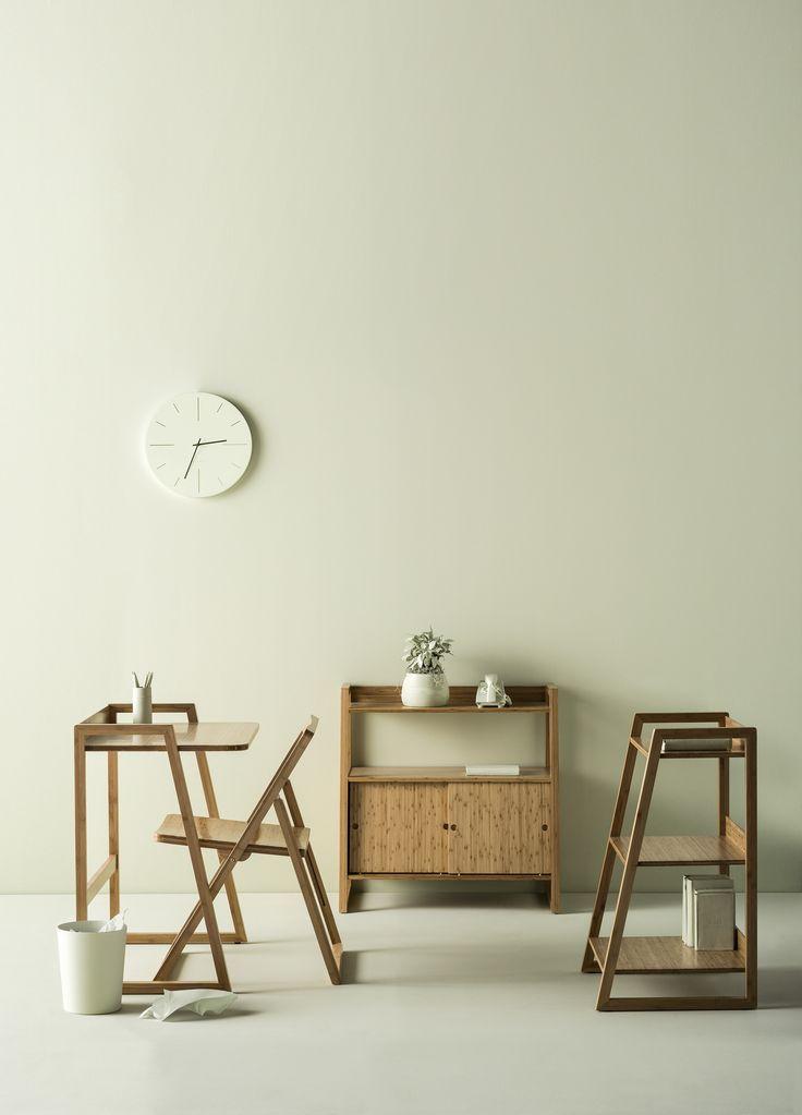 Furniture dari Bambu