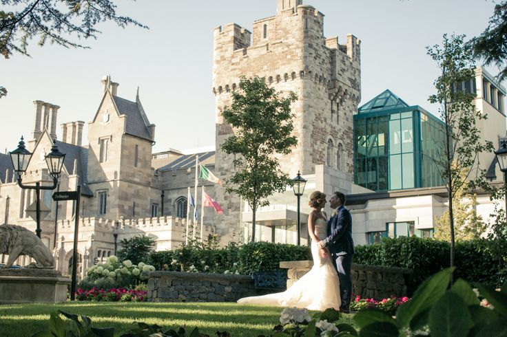 Win A Romantic Two-Night Break   Dinner At Clontarf Castle