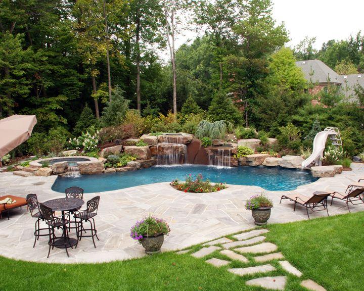 Backyard Pool Design Ideas Impressive Inspiration