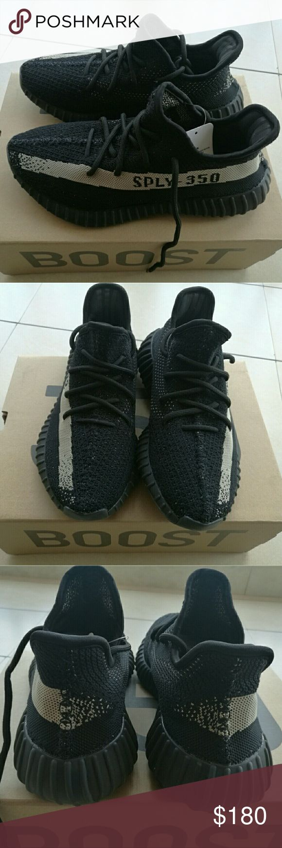 Adidas Yeezy 350 V2 Oreo With REAL BOOST Size US 4-13 available.Yeezy Shoes are authentic best retail version shoes with real boost and original box,Everything of them are the same as originals in adidas store and have highest performance cost.all are real shots, what you see is what you get. We have many customers are satisfied with the quality very much. Please contact us to get $30 off before place the order, WhatsAPP: +86 17081930391 Kik: topsneakersseller or Email…