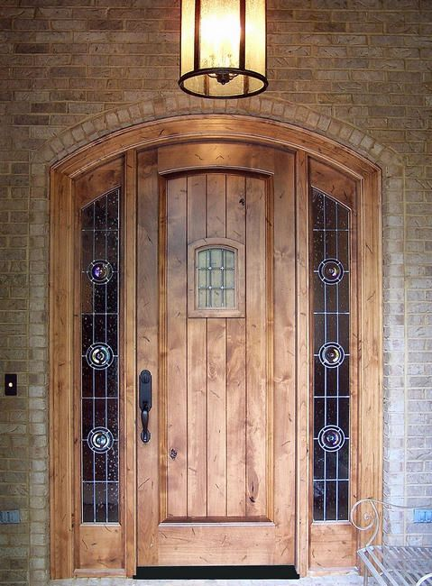 Custom French Country Door With Speakeasy Entry In 2019