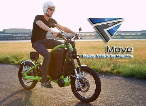 't Gat in de markt: de snelste elektrische fiets ter wereld