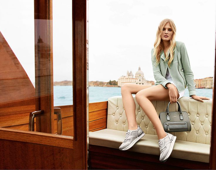 Sailing with Constance Jablonski