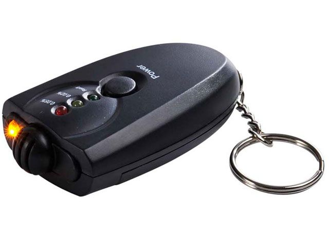 Breathalyzer Keyring at Miscellaneous | Ignition Marketing Corporate Gifts