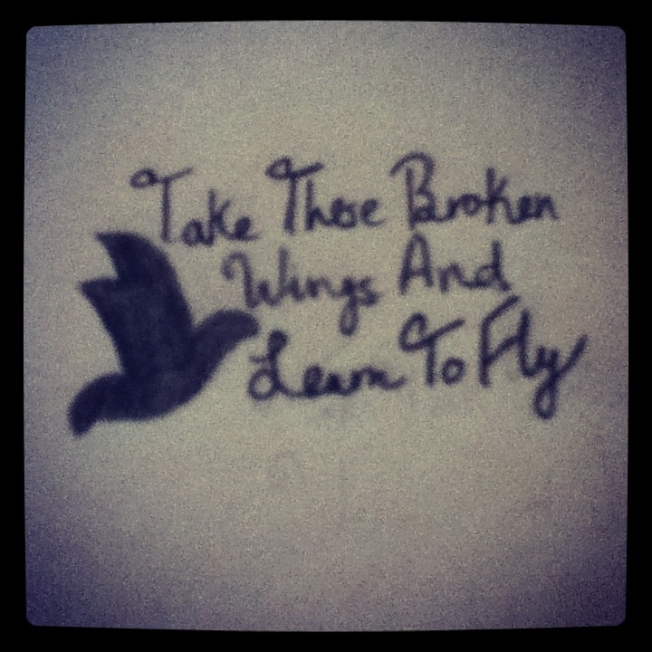 Beatles Quote Tattoo