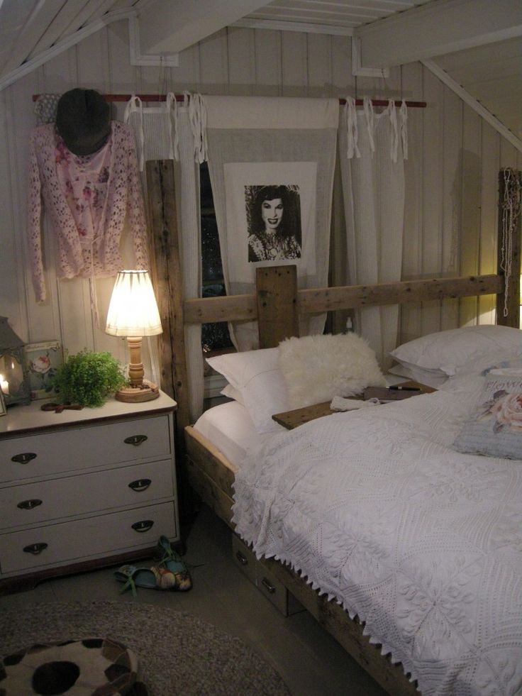 Sleeping with angels in a selfmade bed!