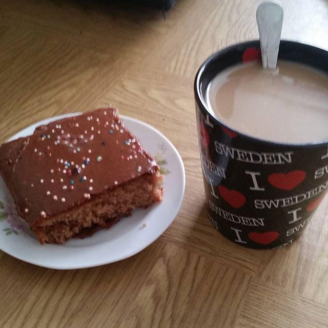 #leivojakoristele #kahvihaaste kiitos! @mammuskaleipuri