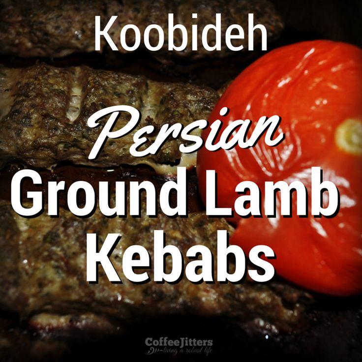 how to make beef koobideh