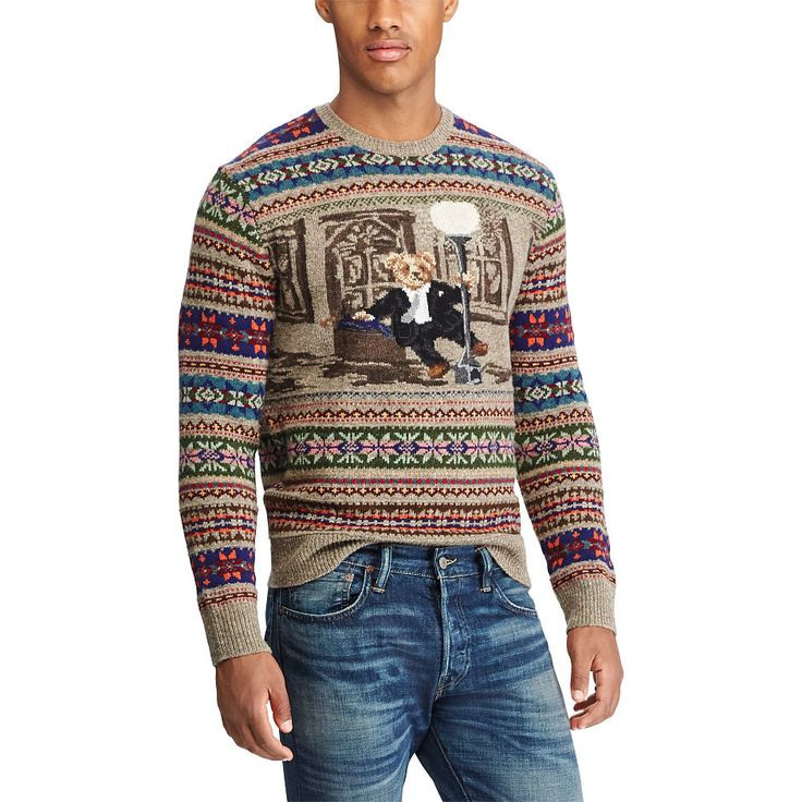 197 best Men's sweaters images on Pinterest   Knits, Men fashion ...