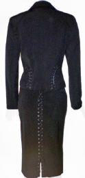Isabel de Pedro Jacke in schwarz #OUTLETMODE, #Designeroutlet, #Outlet, #MODE , #Blazer , - #DESIGNERMODE GÜNSTIG ONLINE alles immer 50% reduziert