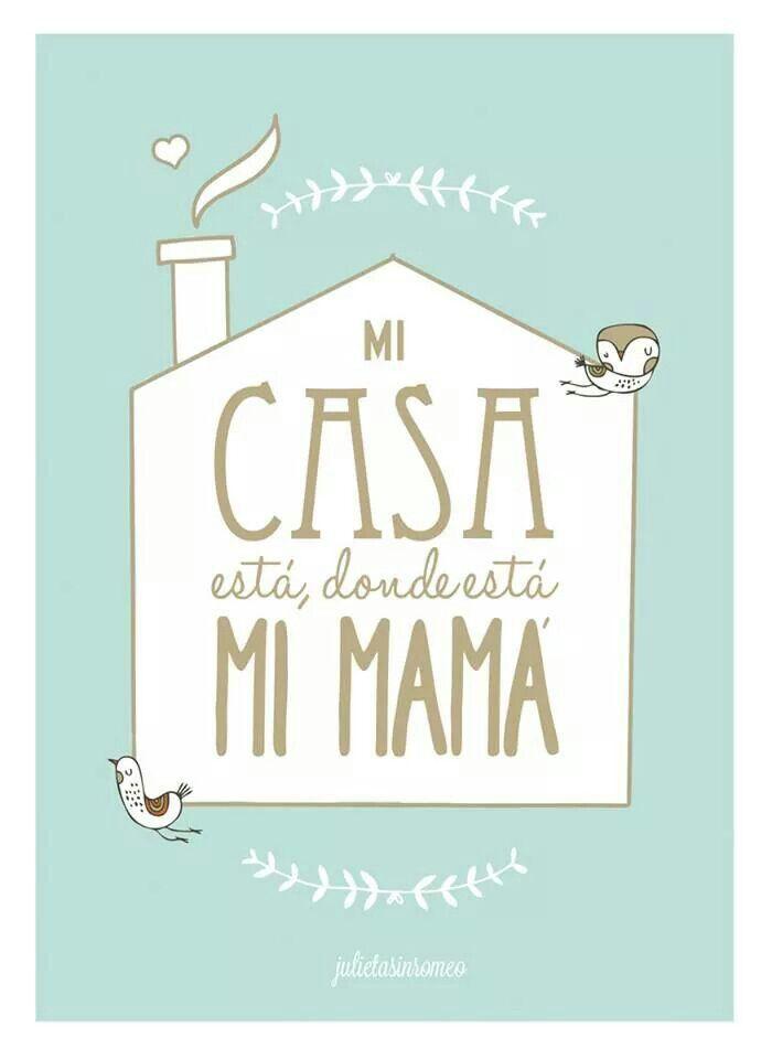 Día de las madres.