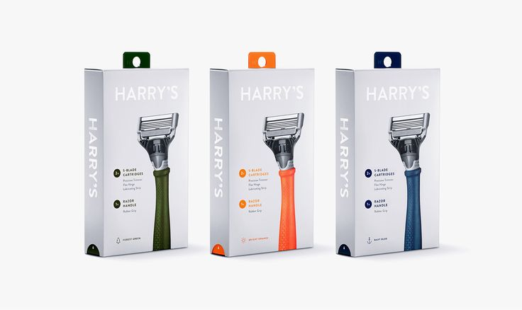 Harry's at Target Packaging on Behance