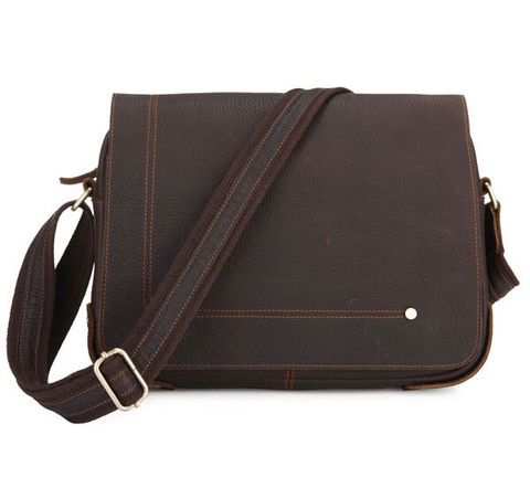 'The Undergrad' Leather Messenger Bag http://www.rodenjamesleatherbags.com/collections/leather-laptop-bags