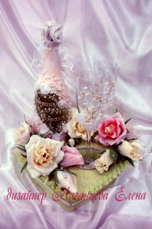 Gallery.ru / Фото #8 - свадебные композиции с конфетами - kazantceva
