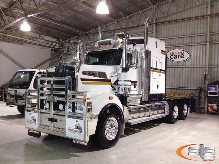 Australian Truck Hire T909