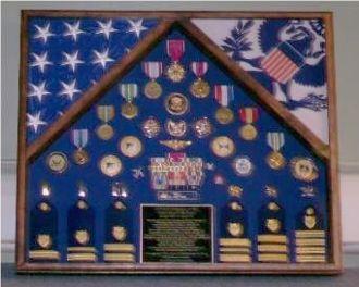 American Flag Display Case Pedestals – Us Flags Frame | Flag Display Cases, Burial Flag Frames, Flag Medal