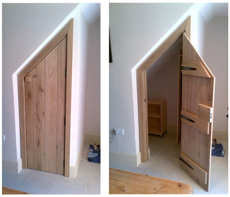 Bespoke Under Stairs Shelving: A Bespoke Understairs Cubby Hole!