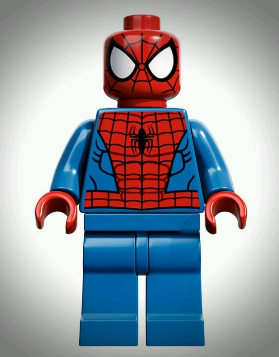 Lego Spiderman!