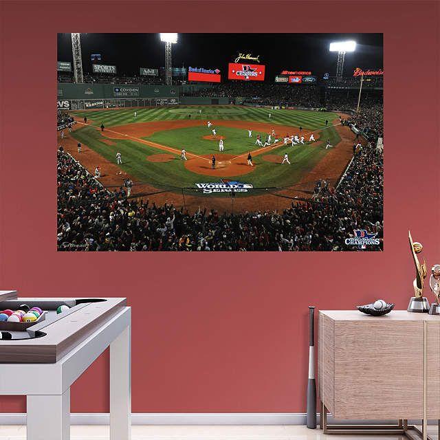 Boston Red Sox - 2013 World Series Stadium Mural