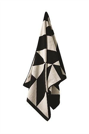 Aura Towel Duo Black