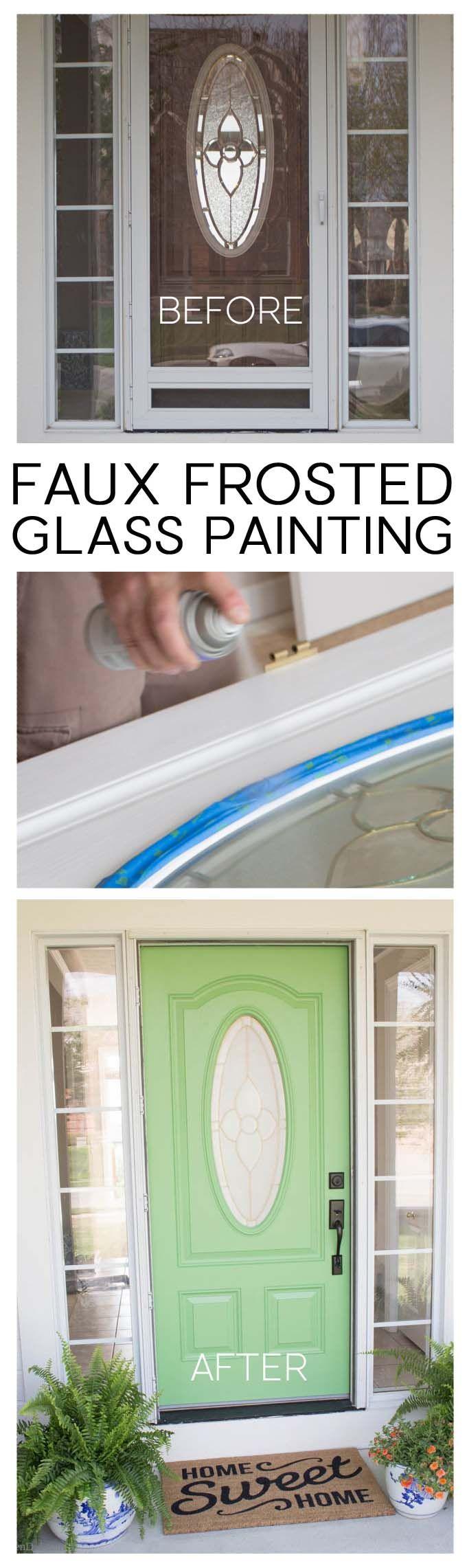 Diy Frosted Glass Door 484 Best Brendidcom Images On Pinterest