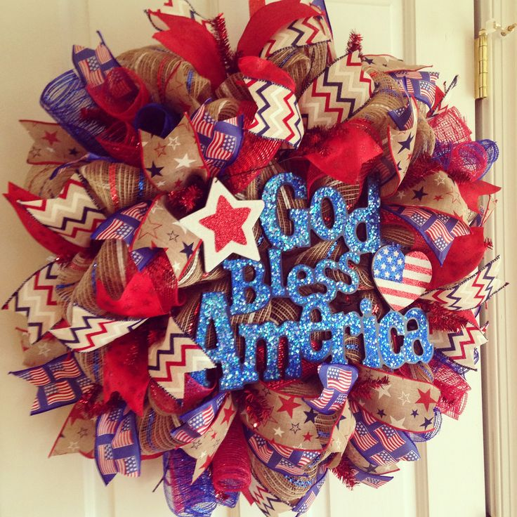 Download the unique collection of 4th Of July Burlap Wreath, images, HD wallpapers, quotes, SMS, messages, wishes, pictures for Whatsapp and Facebook Covers