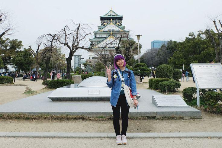 Big Dreamer: #BigDreamerInJapan: Guide to Osaka Castle (Park)