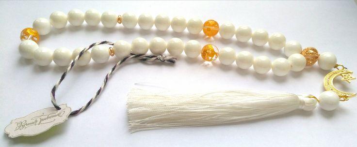 Rosary Golden Dragon by FamilyBijou on Etsy