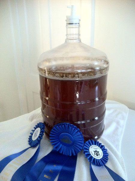 Outpatient Hefeweizen: 10 Award-Winning Home Brew Recipes