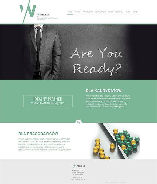 Webdesign: www.winkell.pl Winkell Work-Service