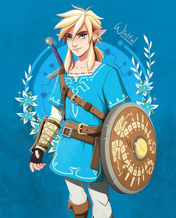 - Zelda Breath of the Wild - I don't like drawing boys, but for Link I made an exception ☺️ #Link #zelda #breathofthewild #botw #zeldabotw #zeldabreathofthewild #thelegendofzelda #tloz #nintendo #art #fanart #videogames #gaming #nintendoswitch #videogame #legendofzelda #loz #ninstagram #zeldafan #zeldagram #drawing #illustration #artistsoninstagram #princesszelda #princess #zeldafanart #game #zeldaart #artwork