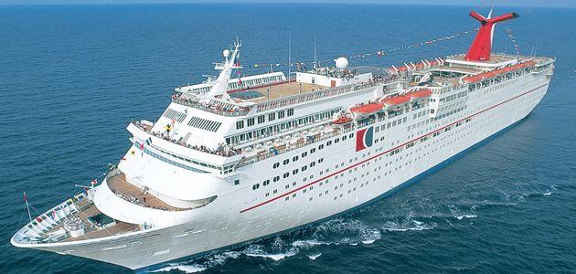 Carnival Imagination - 4 night cruise - Visitimg Ensenada and Catalina Island. Perfect rest after LA; Disney etc