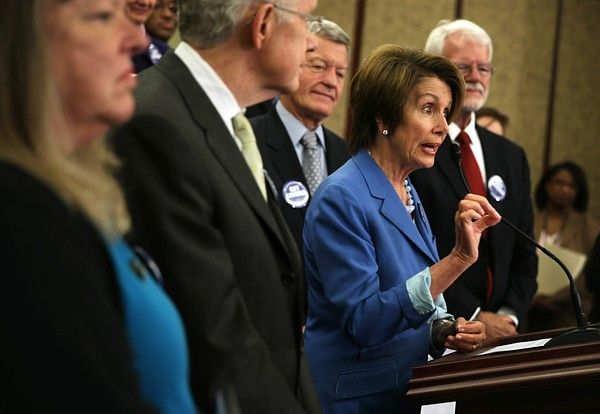 No Compromise: House Democrats Kill GOP Proposal to Fund Veterans Services, National Parks Without Touching Obamacare Oct. 1, 2013