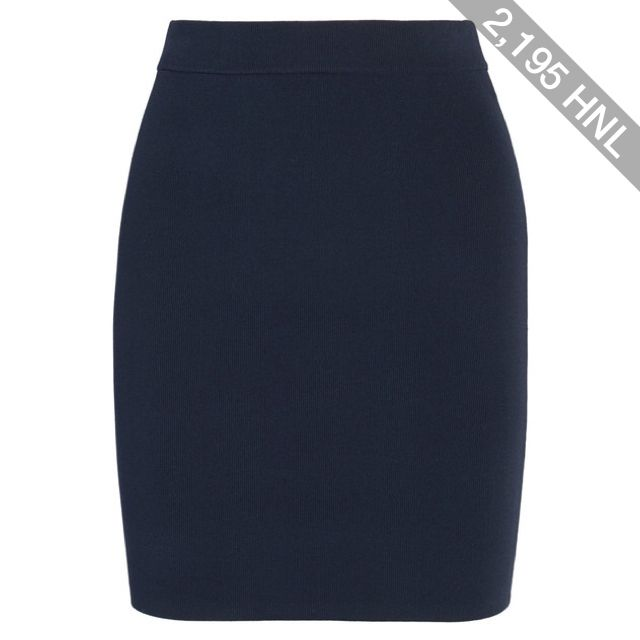 T by Alexander Wang - Ribbed Stretch-jersey Mini Skirt