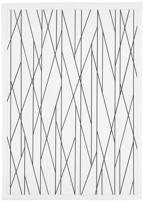 Marc Nagtzaam - To Approach Invisibility - 2009 - 76,8 x 53,8 cm  http://www.thepatternbase.com