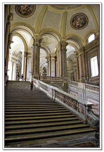Caserta Royal Palace - Italy.