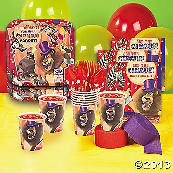 1000 Images About Madagascar 3 Theme Party On Pinterest
