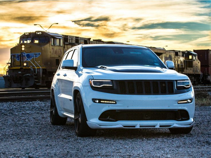 2014 SRT Jeep - World Famous Storm Trooper Black Ops Edition 1 of 1 made! Brought to you by @eBay. Check out this rarity by hitting the link http://www.ebay.com/itm/Jeep-Grand-Cherokee-SRT-2014-SRT-Jeep-/151269108942?forcerrptr=true&hash=item2338576cce&item=151269108942&pt=US_Cars_Trucks?roken2=ta.p3hwzkq71.bsports-cars-we-love #spon