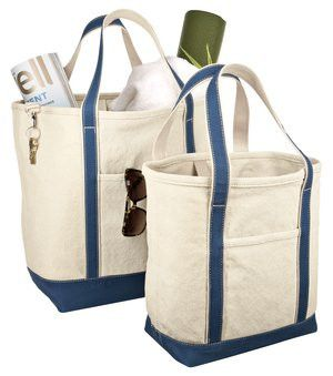 Heavyweight Sturdy Canvas Tote Bags Wholesale