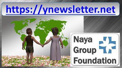 Bezpieczna przyszłość: Fundacja Naya - newsletter