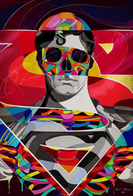 Superman (Under your Skin) Created by Omar Molina