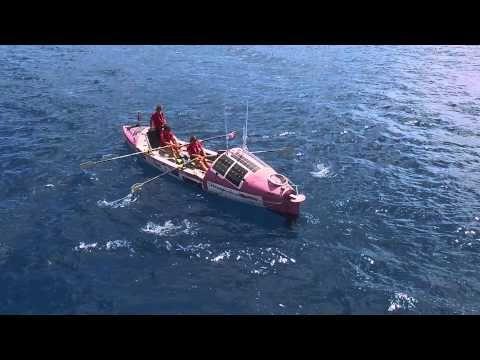 Pacific rowers: 4 British women journey 8,000 miles - CNN.com