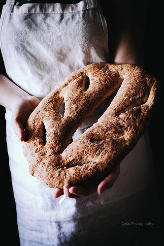 Whole Wheat Fougasse 15 | Photos