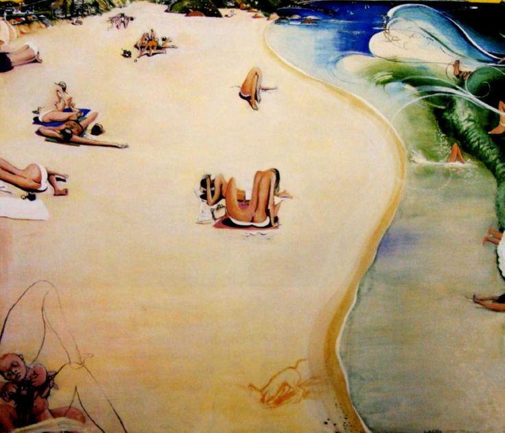 Way egos beach Byron bay