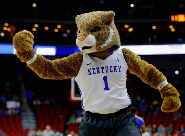 The Kentucky Wildcats will face bitter rival Indiana on Saturday. March 19, 2016.