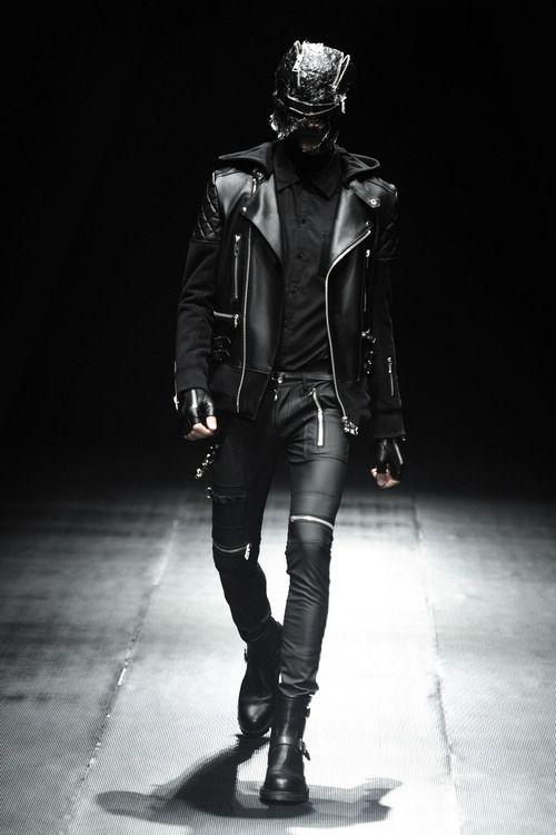 297 Best Images About Urban Ninja / Cyber Punk / Dystopian On Pinterest   Cyberpunk Fashion ...